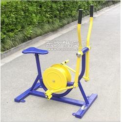 户外健身车厂家-联动健身车生产厂家图片