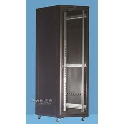 图腾G38042鼎级网络服务器机柜挂墙柜冷通道KVM、PDU图片