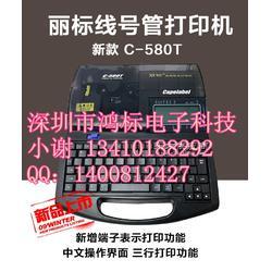 丽标佳能C-580T进口线号印字机图片