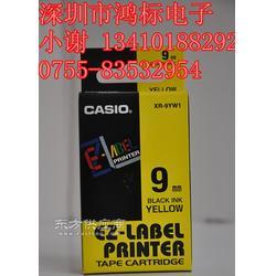 卡西欧标签机18mm色带XR-18YW图片