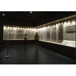陶瓷馆展柜_隆城展示_展柜图片