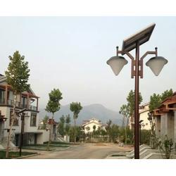 小区太阳能庭院灯|合肥太阳能庭院灯|安徽普烁光电