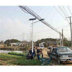 合肥太阳能路灯-安徽普烁路灯厂家-太阳能路灯图片