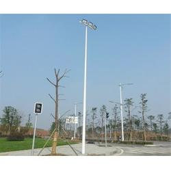 太阳能路灯厂家-安徽普烁光电-芜湖路灯厂家图片