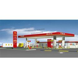 海南加油站落地灯箱-加油站落地灯箱(鑫川广告)图片