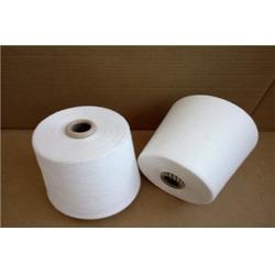 浩纺(图)|涤纶竹节纱16支纯棉竹节纱|涤纶竹节纱16支图片