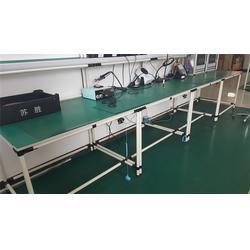 传输带铺3个厚防静电橡胶台垫耐磨不易损坏、创选宝(在线咨询)图片