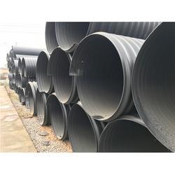 湘潭钢带管,HDPE钢带增强螺旋波纹管,钢带管厂家直销图片