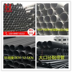 湖南省钢带管-汇昌管业公司-SN8钢带管厂家直销图片