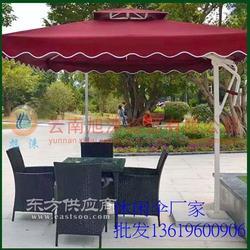 中柱伞规格 庭院休闲伞 阳光户外庭院罗马伞 中柱伞规格图片
