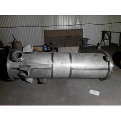 钛螺旋管冷凝器、鑫圣列管冷凝器、芜湖冷凝器图片