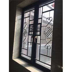 焊接窗花铝厂家、广州美尚雅(在线咨询)、滦南县窗花铝图片