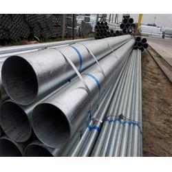 镀锌管、q235b薄壁镀锌管、民心钢管供应图片