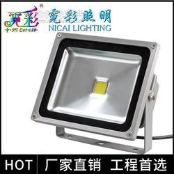 新款铝合金led聚光投光灯 大功率led投光灯图片