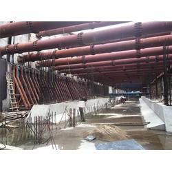 鲁航实业公司(图)、钢支撑厂家、钢支撑
