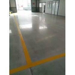 地下停车场环氧树脂地坪-山东秀珀-青岛环氧树脂地坪图片