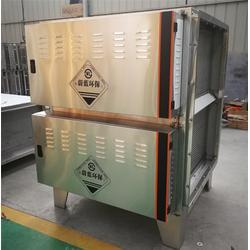 合肥油烟净化器 蔚蓝环保设备 2000风量油烟净化器图片