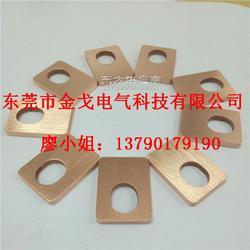 紫铜排专业加工 连接导电铜排 铜排实力厂家图片