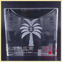 环保大使行动纪念水晶杯图片