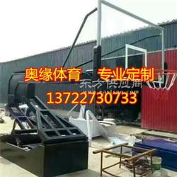 临潼区圆管篮球架整体包装图片