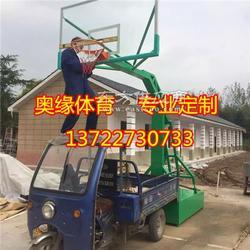 宽城区安装篮球架低价销售图片