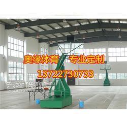 灵台县平箱仿液压篮球架供应商图片