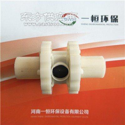 单孔膜曝气器ABS材质 单孔膜曝气器一恒专业生产商图片