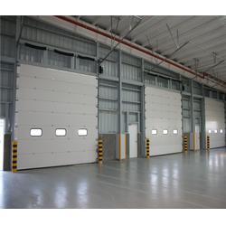 河南工业提升门、卓固门业、工业提升门生产商图片
