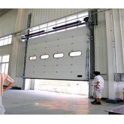 工业提升门生产商_芜湖工业提升门_卓固门业公司(查看)图片