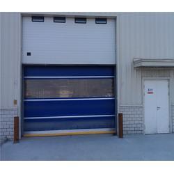 工业提升门制造,南阳工业提升门,济南卓固门业公司图片