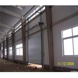 济南卓固门业(图),工业提升门安装,重庆工业提升门图片