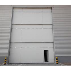 河南提升门-卓固门业(在线咨询)大型提升门图片