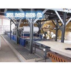 防火匀质板设备实体厂家图片