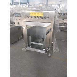 上海烟熏炉_诸城鼎迅机械_蒸煮烘干烟熏炉图片