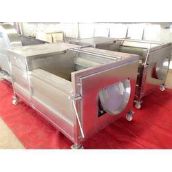 诸城鼎迅机械|红薯脱皮清洗机产量|江苏红薯脱皮清洗机图片