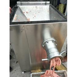 惠州冻肉绞肉机_诸城鼎迅有限公司_冻肉绞肉机规格图片