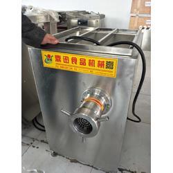 广东绞肉机 |诸城鼎迅机械|商用冻肉绞肉机图片