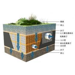 雨水收集,格致绿建,屋面雨水收集系统图片
