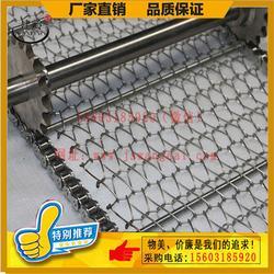 不锈钢输送机输送网带、不锈钢输送机网带、输送机网带图片
