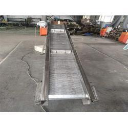 清洗不锈钢网带输送机-德州市输送机-森喆不锈钢输送设备