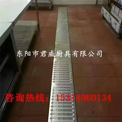 蒸汽大型蒸柜 君威厨具优质供应商 蒸汽大型蒸柜推荐图片