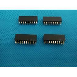 接插件排针排母-捷友连接器技术精湛-接插件排针排母供应商图片