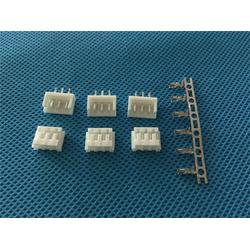 连接器塑件-捷友连接器原料正规-连接器塑件厂家图片