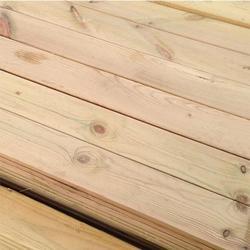 贵阳防腐木地板厂家地址|防腐木地板|凤锦园防腐木(查看)图片