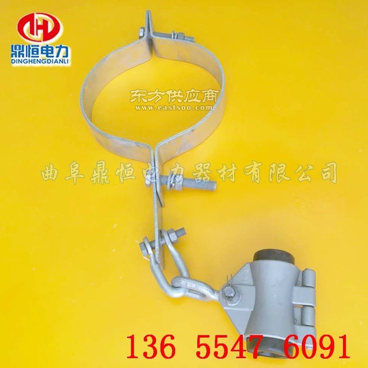 ADSS光缆悬垂线夹小档距悬垂线夹光缆金具图片