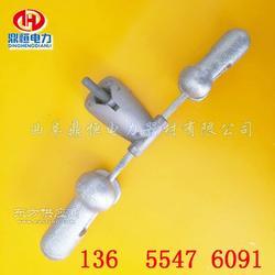 鼎恒直供ADSS光缆防震锤ADSS防震锤电力防振金具图片