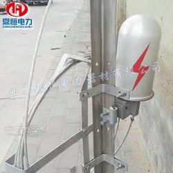 光缆专用接头盒/ADSS金属不锈钢接头盒/帽式杆用接头盒防水防爆图片
