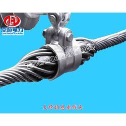 预绞式悬垂金具ADSS大档距悬垂线夹电力线路架空金具图片
