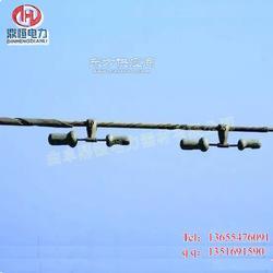 厂家直销防震锤ADSS光缆防震锤预绞式防振金具安装说明图片