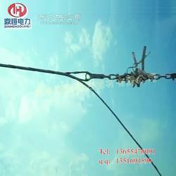 ADSS/OPGW光缆金具预绞丝耐张线夹/200米档距耐张线夹图片
